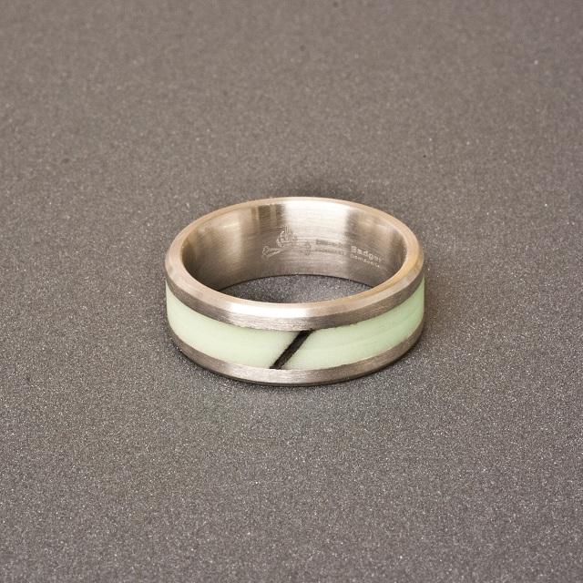 Black Badger Isotope Titanium Lume Ring_4