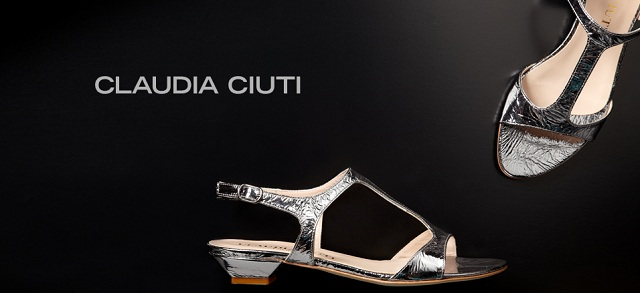 Claudia Ciuti at MYHABIT