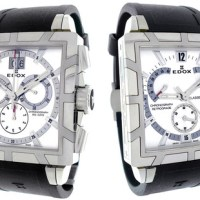 Best Deals: Edox Swiss Made Timepieces at TouchOfModern