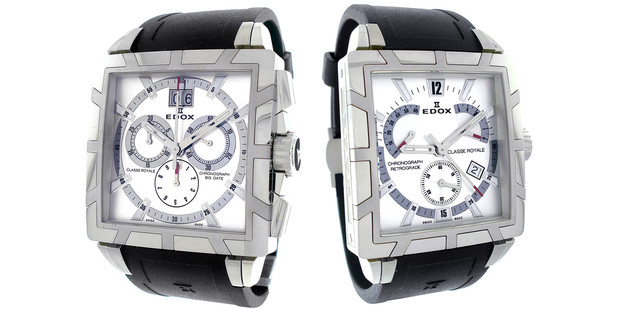 Edox Swiss Made Timepieces