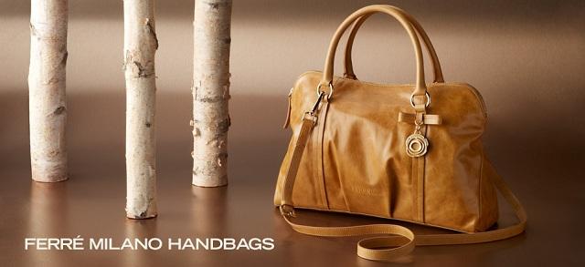 FERRÉ Milano Handbags at MYHABIT
