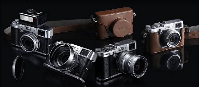 FUJIFILM X100S Accessories