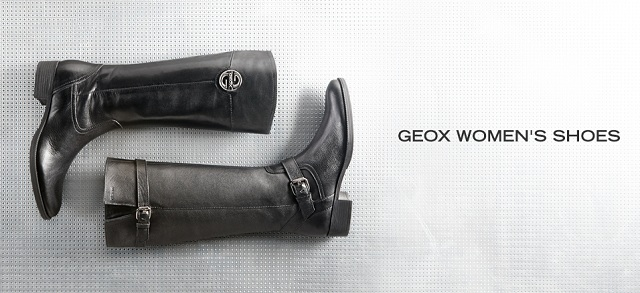 Geox Women's Shoes at MYHABIT