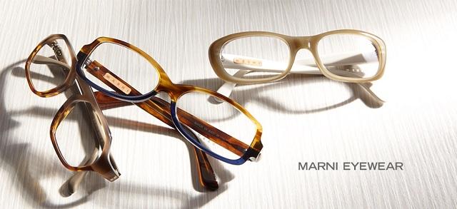 Marni Eyewear at MYHABIT