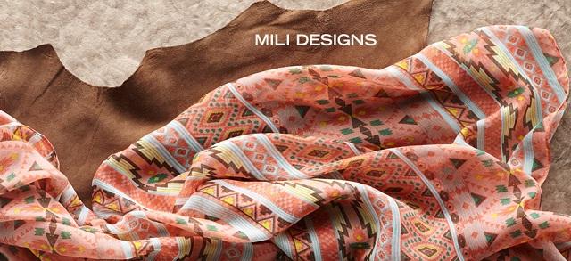 Mili Designs at MYHABIT