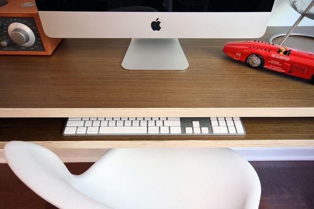 Minimal Float Wall Desk by Orange22 Design Lab_10