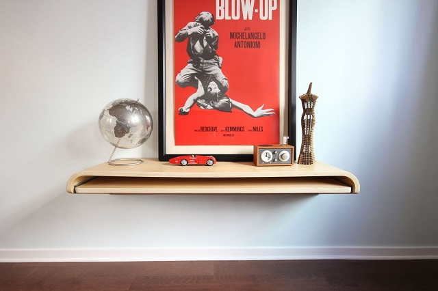 Minimal Float Wall Desk by Orange22 Design Lab_3
