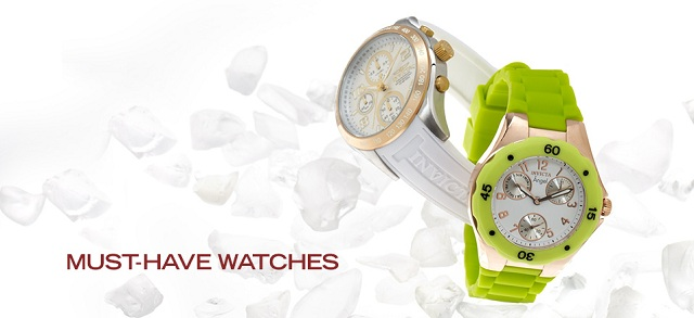 Must-Have Watches at MYHABIT