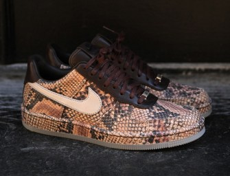 Nike Air Force 1 Downtown Python