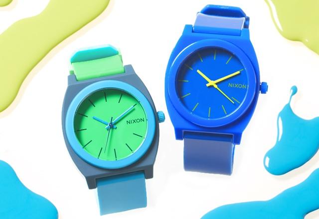 Nixon Mens Time Teller Watch