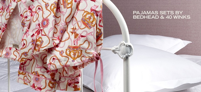 Pajama Sets by BedHead & 40 Winks at MYHABIT