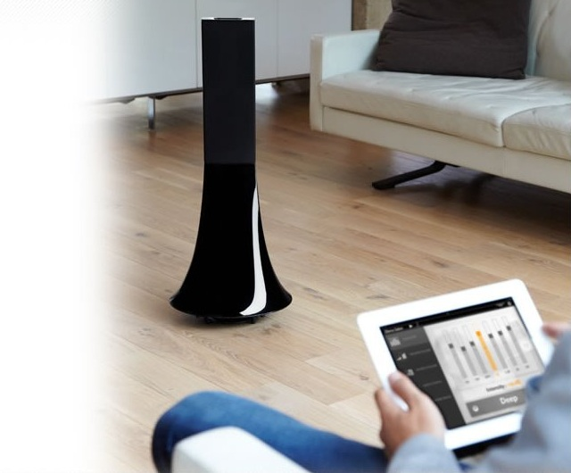 Parrot Zikmu Solo Wireless Hi-Fi Speakers by Philippe Starck_8