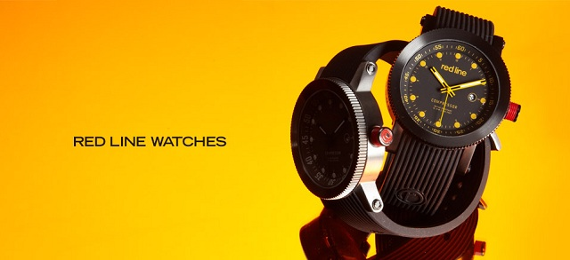 Red Line Watches at MYHABIT
