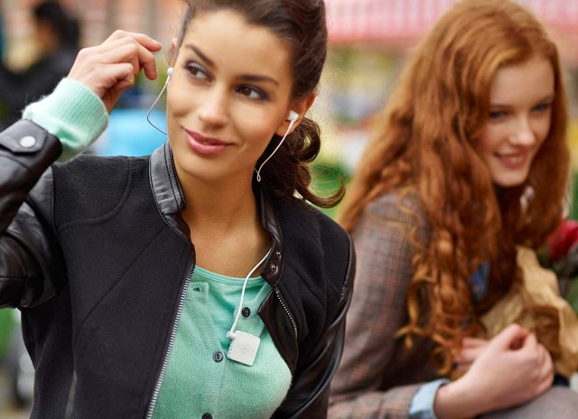 SONY NFC-enabled Stereo Bluetooth Headset SBH20