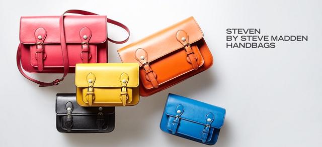 STEVEN by Steve Madden Handbags at MYHABIT