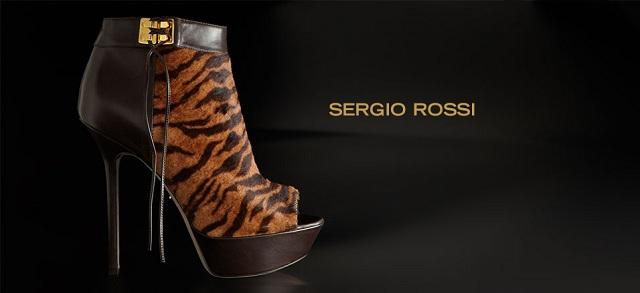 Sergio Rossi at MYHABIT