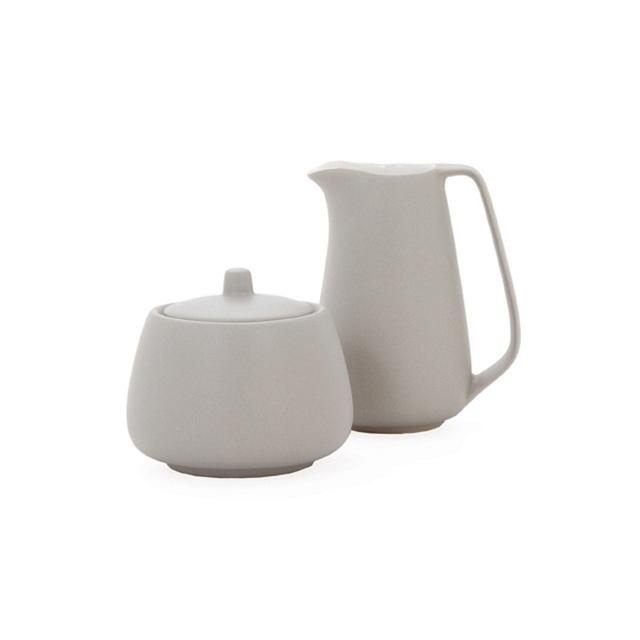 Torre & Tagus Mesa Creamer + Sugar Bowl