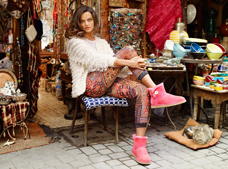 UGG Australia Spring 2013 Womens Lookbook_3