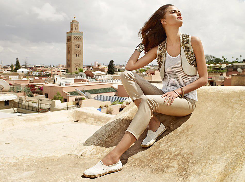 UGG Australia Spring 2013 Womens Lookbook_7