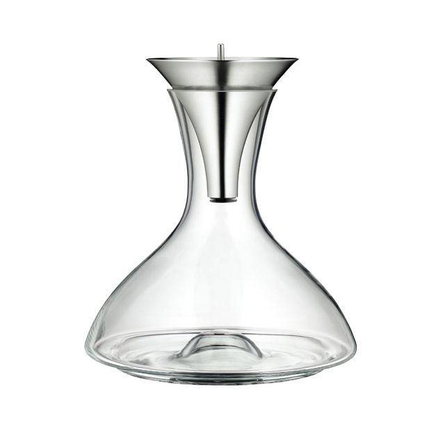 WMF Tabletop Wine Decanter + Funnel