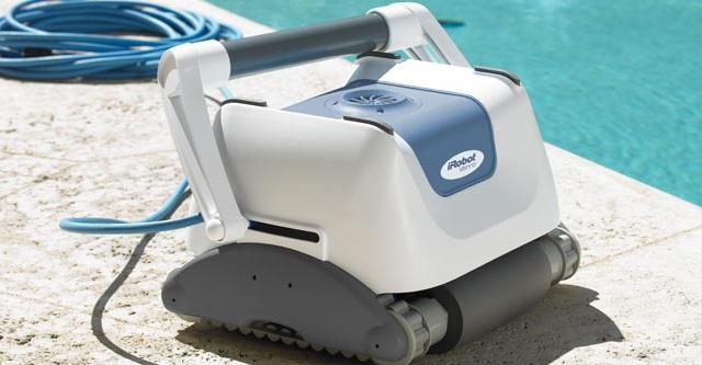 iRobot Verro 500 PowerScrub Pool-Cleaning Robot
