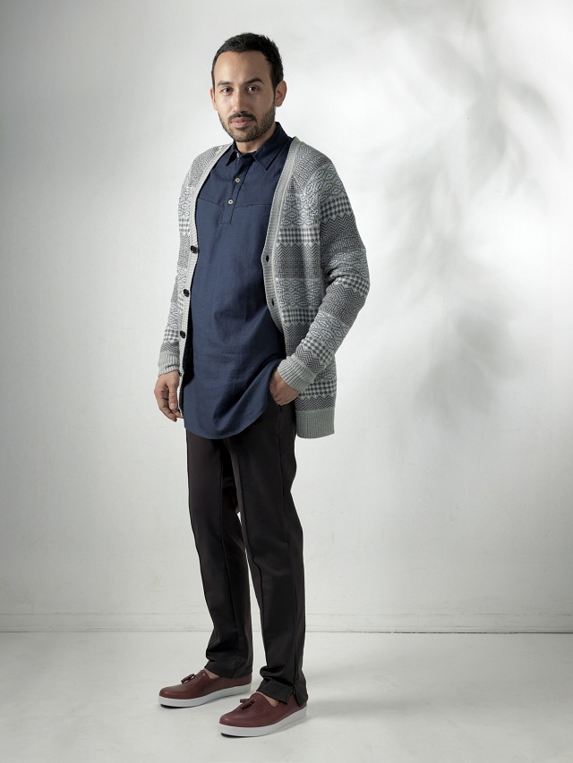 sifr Autumn Winter 2012 Monsoon Collection Lookbooks_2