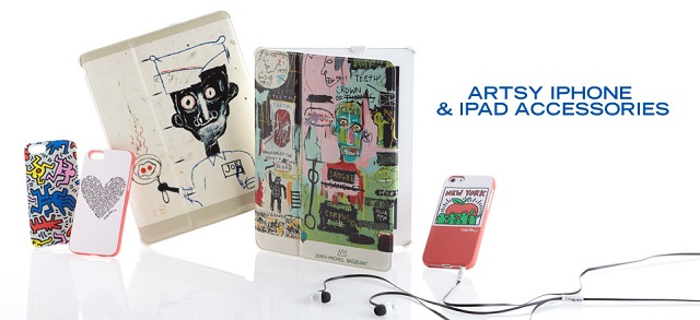 Artsy iPhone & iPad Accessories at MYHABIT