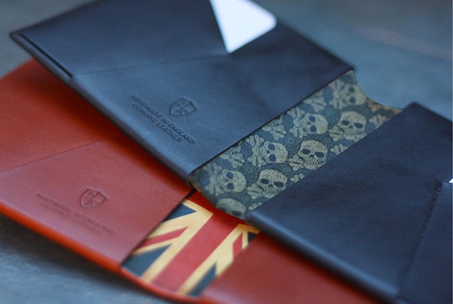Bond & Knight British Leather Wallets_6