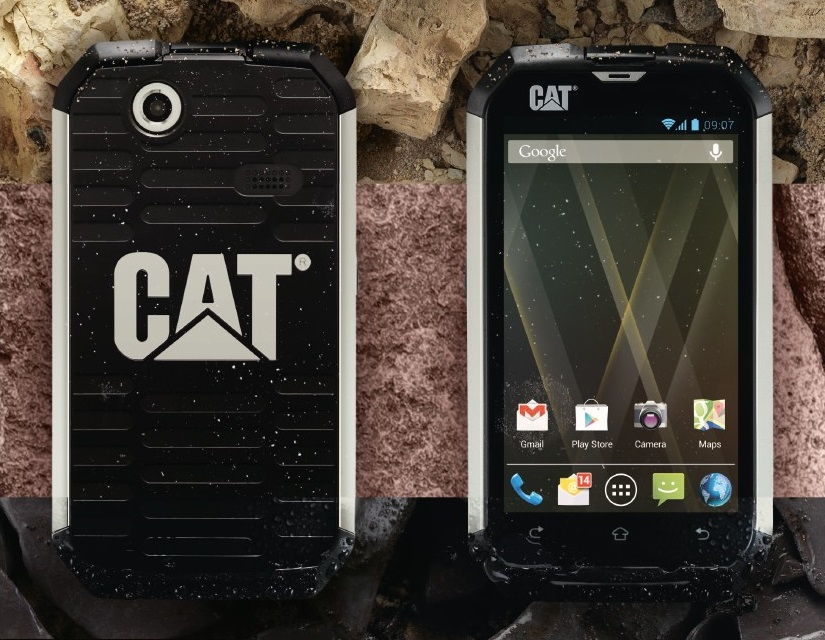 CAT B15 Rugged Android Smartphone