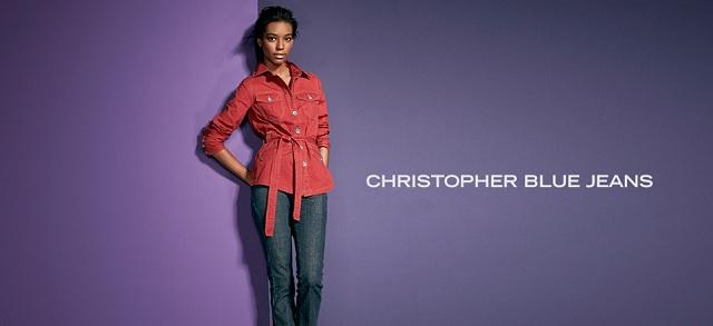 Christopher Blue Jeans at MYHABIT