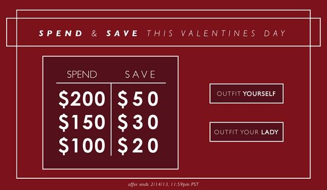 Gorjana & Griffin Valentine's Day Sale