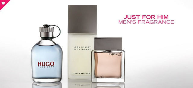 Just for Him: Men's Fragrance at MYHABIT