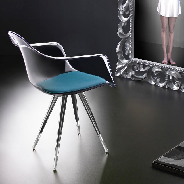 Kubikoff Angel Arm Chair