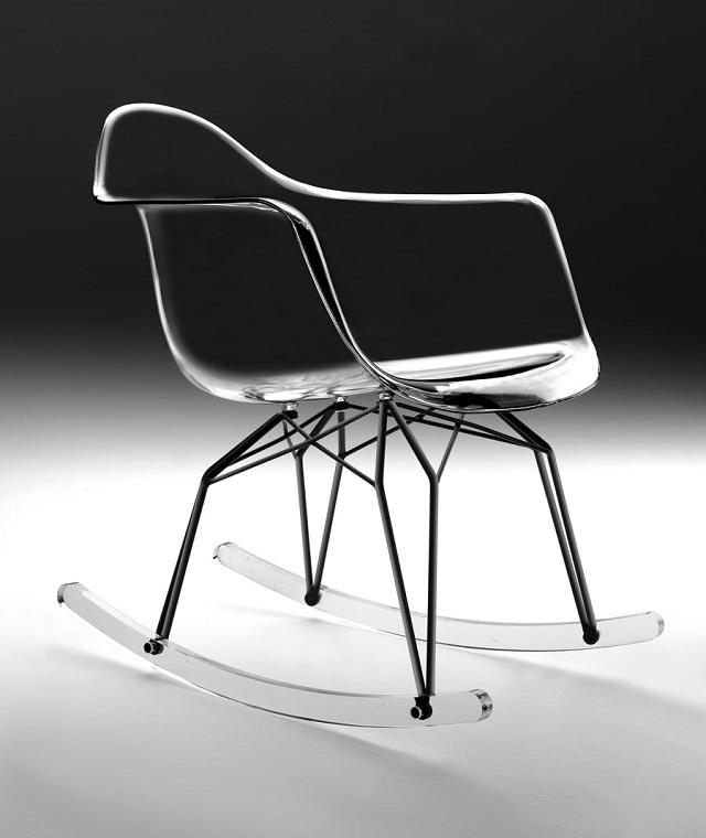 Kubikoff Diamond Rocker Chair