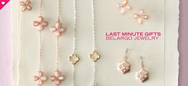 Last Minute Gifts: Belargo Jewelry at MYHABIT