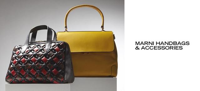 MARNI Handbags & Accessories at MYHABIT