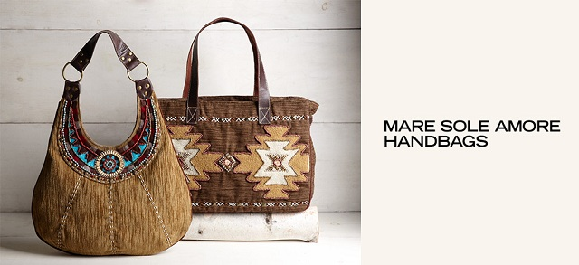 Mare Sole Amore Handbags at MYHABIT