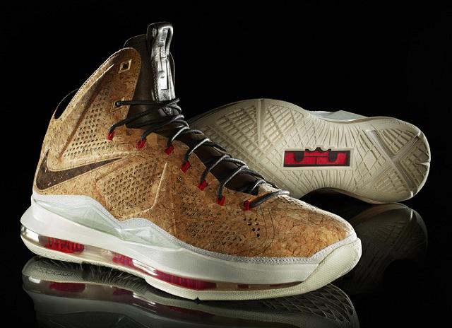 Nike Lebron X EXT Cork QS_2