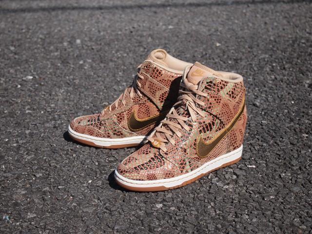 Nike Wmns Dunk Sky Hi YOTS QS Year of the snake_1