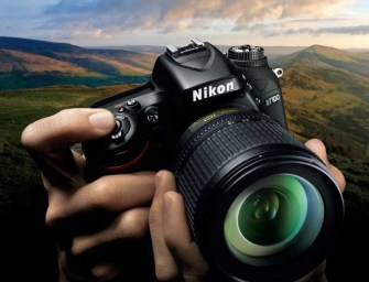 Nikon D7100 DX-format Digital SLR Camera