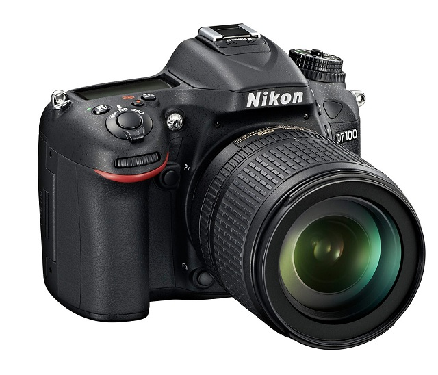 Nikon D7100 DX-format Digital SLR Camera_4