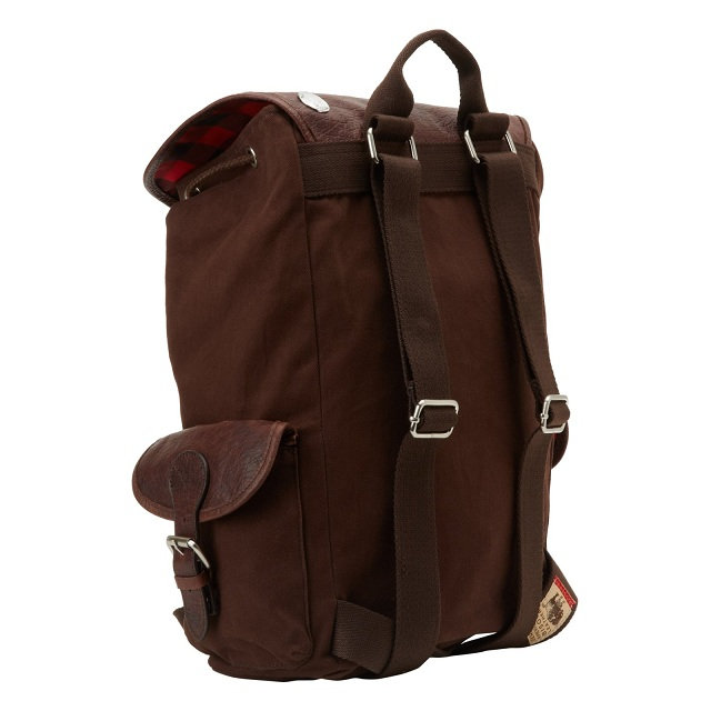 Ossington American Bison Leather - Ellis Backpack_2