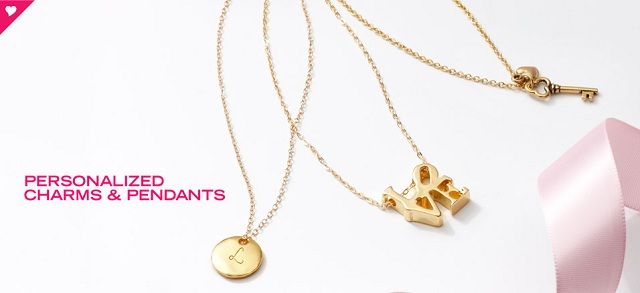 Personalized Charms & Pendants at MYHABIT