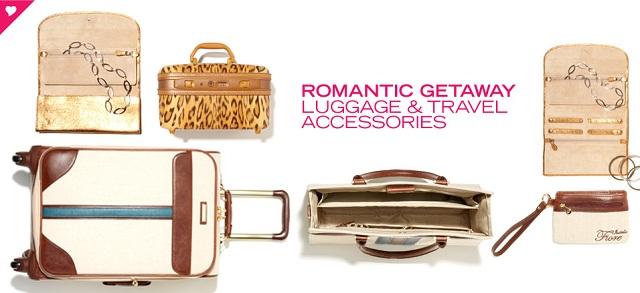Romantic Getaway Luggage & Travel Accessories at MYHABIT