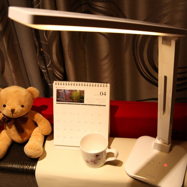 Satechi Smart LED Desk Lamp with Touch Control Dimmable Lighting_2