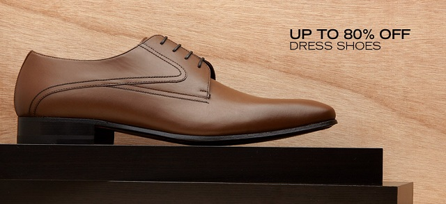 Up to 80% Off: Dress Shoes at MYHABIT