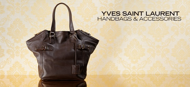 Yves Saint Laurent Handbags & Accessories at MYHABIT