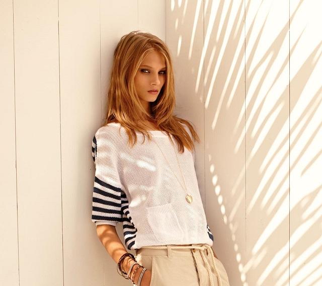 Anna Selezneva for Calliope SS 2013 Campaign_8