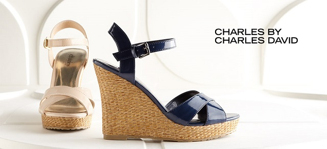 Charles by Charles David at MYHABIT