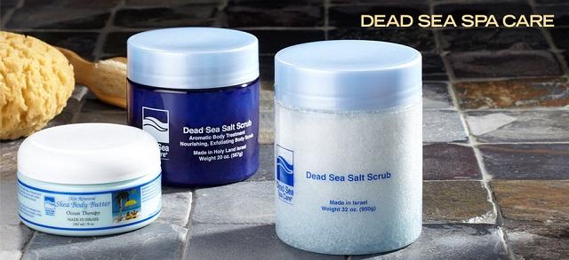 Dead Sea Spa Care at MYHABIT